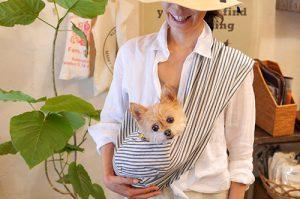 小型犬用ドッグスリング