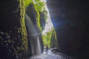 シガワラの滝