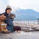 わんこ連れvol.15 鹿児島&熊本で愛犬と宿泊&「絶景・足湯・美味しいご飯」が多すぎて楽しすぎたぞ!!〜九州〜